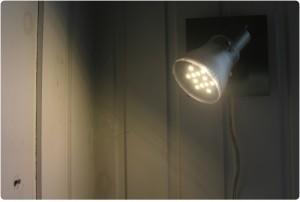 LED af typen SMD