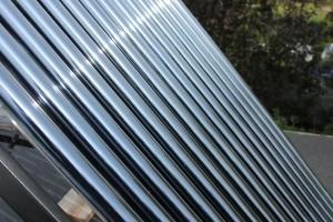 Vacuumrør til solfanger