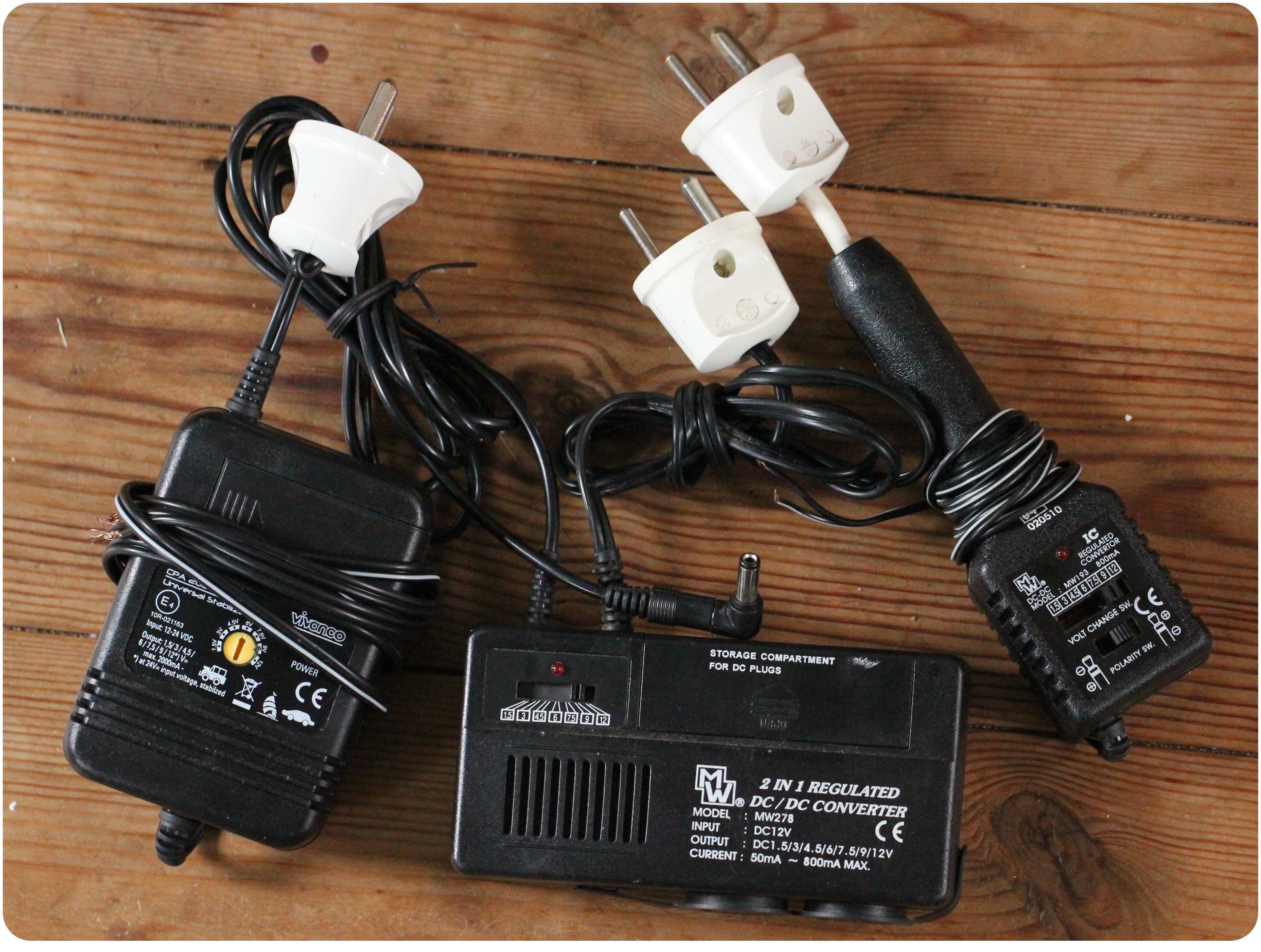 Efterstræbte 12v strøm – Kolonihave uden strøm YP-73