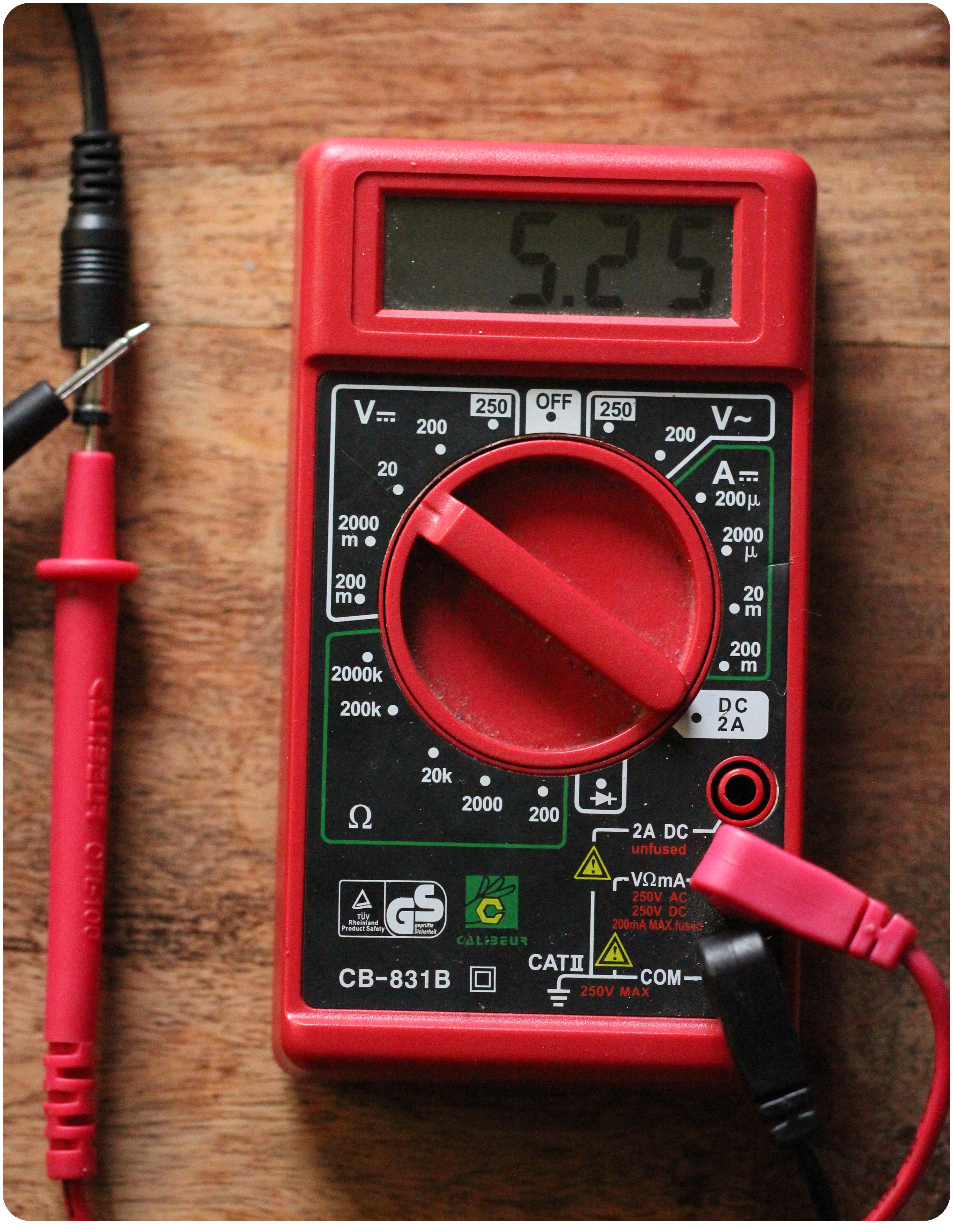 Rørig 12v strøm – Kolonihave uden strøm QZ-38